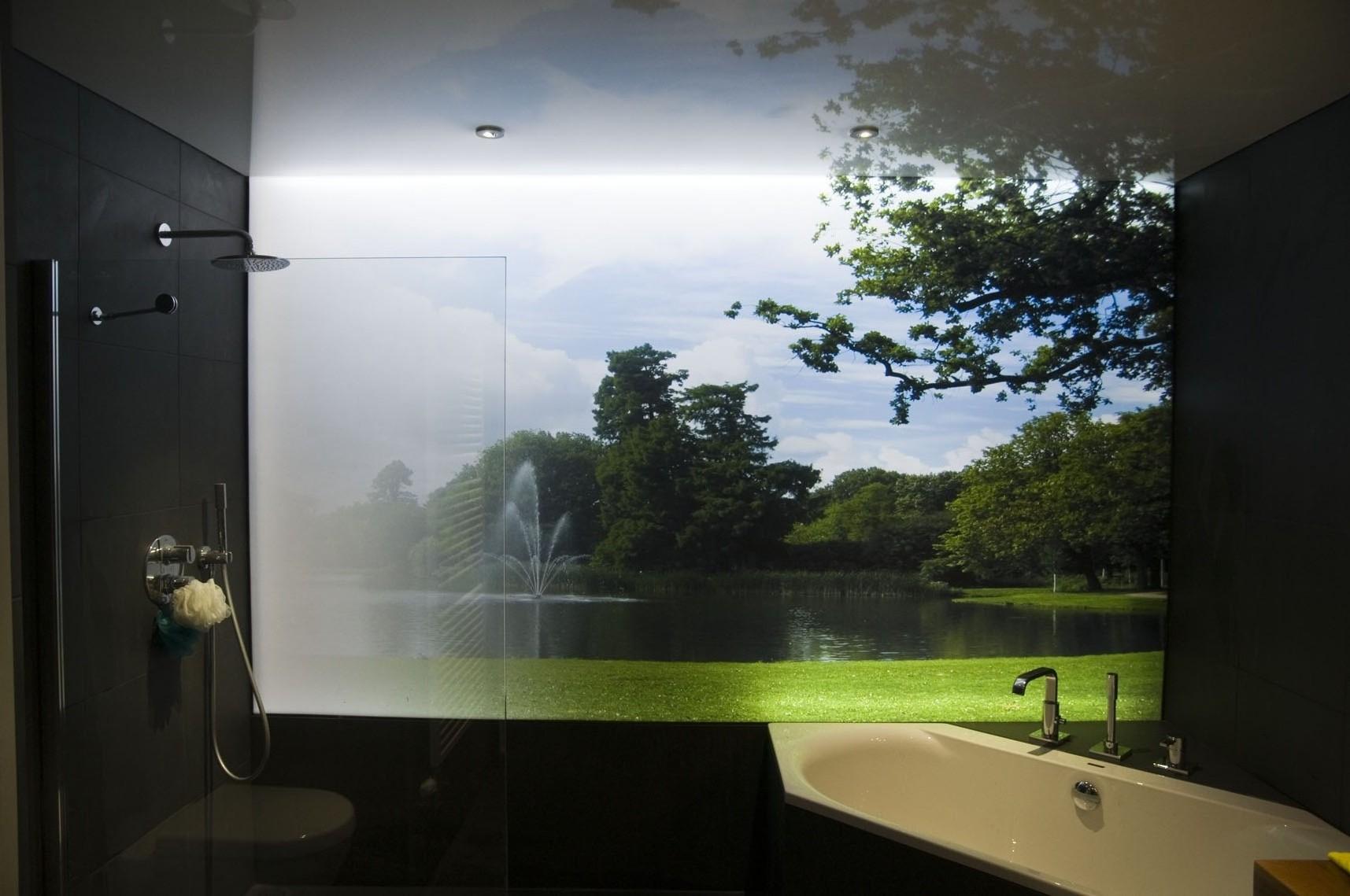 peinture plafond salle de bain humide trace humidit mur with peinture plafond salle de bain. Black Bedroom Furniture Sets. Home Design Ideas