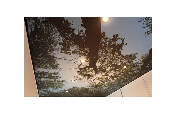 THE I-EXTENZO® PRINTED STRETCH CEILING